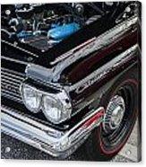 1961 Pontiac Catalina 421 Acrylic Print