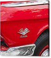 1962 Chevy Impala 409 Acrylic Print