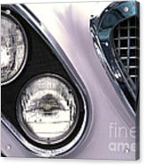 1962 Chrysler Newport Front End Acrylic Print