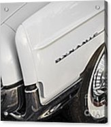 1962 Oldsmobile Dynamic 88 Acrylic Print