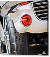 1963 Chevrolet Corvette Split Window Grille -209c Acrylic Print