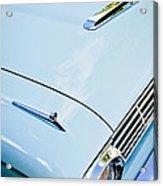 1963 Ford Falcon Futura Convertible Hood Acrylic Print by Jill Reger