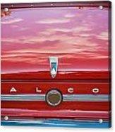 1963 Ford Falcon Sprint Convertible   Acrylic Print