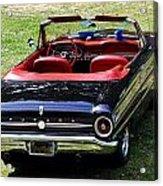 1963 Ford Futura Convertible Acrylic Print
