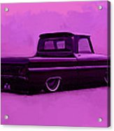 1964 Chevy Low Rider Acrylic Print