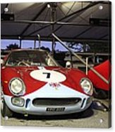 1964 Ferrari 250 Lm Acrylic Print