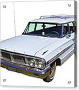 1964 Ford Galaxy Country Sedan Stationwagon Acrylic Print