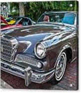1964 Studebaker Golden Hawk Gt Painted Acrylic Print