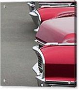 1965 Cadillac Deville Convertible Coupe Acrylic Print