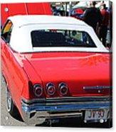 1965 Chevrolet Impala Acrylic Print