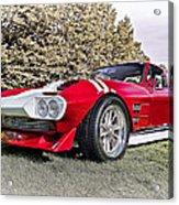 1965 Grand Sport Sebring  Acrylic Print