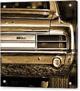 1965 Olds 442 Acrylic Print