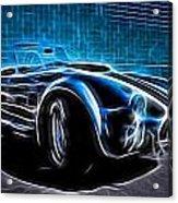 1965 Shelby Cobra - 4 Acrylic Print