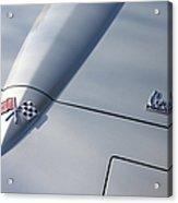 1966 Chevrolet Corvette Sting Ray 5d26370 Acrylic Print