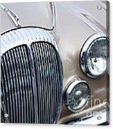 1966 Daimler Mk2 Saloon Acrylic Print