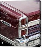 1967 Ford Fairlane 500xl Acrylic Print