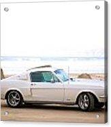 1967 Mustang Acrylic Print