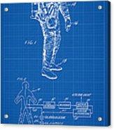 1967 Nasa Astronaut Ventilated Space Suit Patent Art 1 Acrylic Print