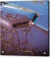 1967 Pontiac Gto Coupe Acrylic Print
