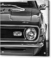 1968 Chevy Camaro Ss 350 Acrylic Print