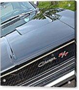 1968 Dodge Charger Acrylic Print