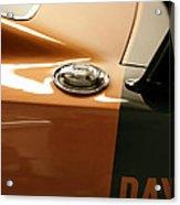 1969 Dodge Charger Daytona - Fuel Day Acrylic Print