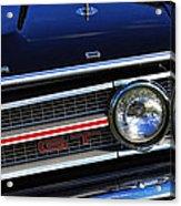 1969 Ford Torino Gt Acrylic Print