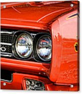 1969 Pontiac Gto The Judge Acrylic Print