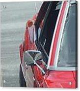 1971 Chevy Camaro Acrylic Print
