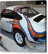 1978 Porsche 911 Sc Acrylic Print
