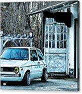 1979 Vw Rabbit II Acrylic Print