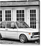 1979 Vw Rabbit IIi Acrylic Print
