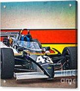 1983 Lola T700 Indy Car Acrylic Print