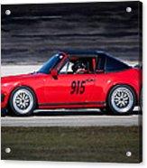 1984 Porsche 911 Targa Acrylic Print