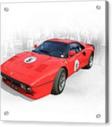 1985 Ferrari 288 Gto Acrylic Print