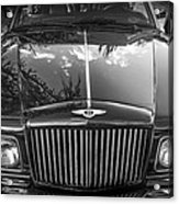 1990 Bentley Turbo R Acrylic Print