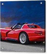 1995 Dodge Viper II Acrylic Print