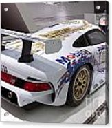1996 Porsche 911 Gt1 Acrylic Print