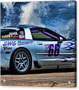 1997 Corvette Acrylic Print