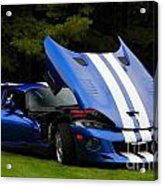 1997 Viper Hennessey Venom 650r 4 Acrylic Print