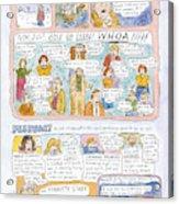 1998: A Look Back Acrylic Print