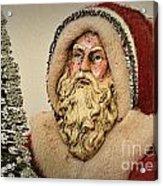 19th Century Santa Claus Acrylic Print