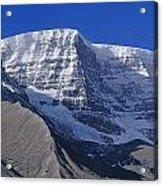 1m3732-v-snow Dome  Acrylic Print