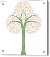 Blossom Tree Acrylic Print