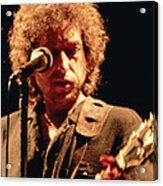 Bob Dylan '79 Acrylic Print