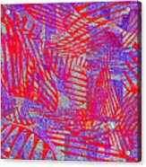 0218 Abstract Thought Acrylic Print
