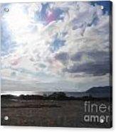 2-105 Manifestations Of Eternity Acrylic Print