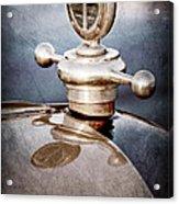 1922 Studebaker Touring Hood Ornament Acrylic Print