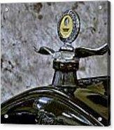 1926 Ford Model T Radiator Ornament Acrylic Print