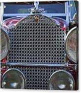 1930 Packard Model 734 Speedster Runabout Acrylic Print